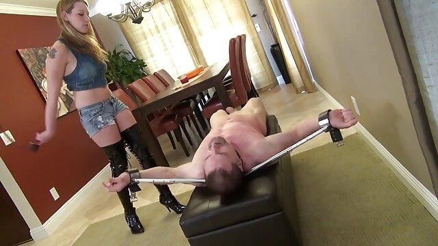 Sexy Auspeitschung