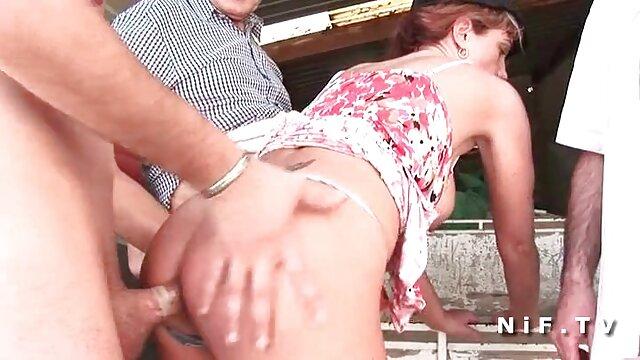 Brünette GF Bekommt Creampies in Ihrem Arsch reife frauen ab 40 nackt
